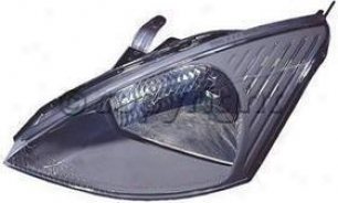 2003-004 Ford Focus Headlight Replacement Ford Headlight F100102q 03 04
