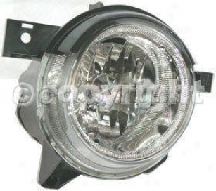 2003-2004 Kia Optima Headlight Replacement Kia Headlight K100136 03 04