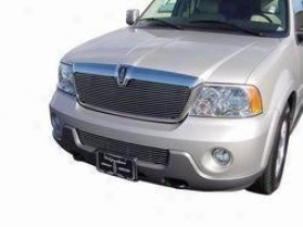 2003-2004 Lincoln Navigator Bumper Grille Vehicle Works Lincoln Bumper Grille 41801 03 04