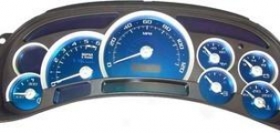 2003-2005 Cadillac Escalade Measure  Face Us Speedo Cadillac Gauge Face Aqgm05 03 04 05