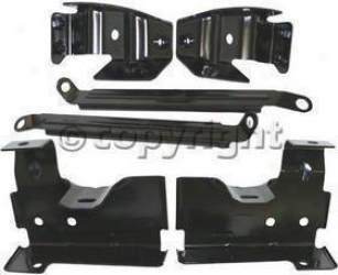 2003-2006 Gmc Sierra 1500 Bumper Bracket Replacement Gmc Full glass Bracket G013701 03 04 05 06