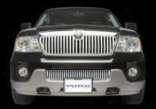 2003-2006 Lincoln Navigator Grille Insert Putco Lincoln Grille Insert 6470 03 04 05 06