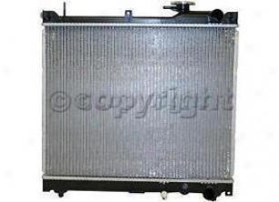 2003-2006 Mitsubishi Outlander Radiator Replacement Mitsubishi Radiator P2617 03 04 05 06