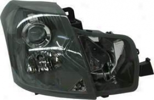 2003-2007 Cadillac Cts Headlight Rsplacemen Cadillac Headlight C100155 03 04 05 06 07