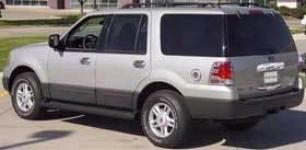 2003-2007 Ford Expedition Trim Kit Putco Ford Trim Kit 405032 03 04 05 06 07