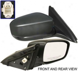 2003-2007 Honda Accord Mirror Kool Vue Honda Mirror Hd38er-nh658p 03 04 05 06 07