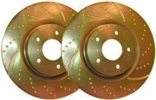 2003-2007 Infiniti G35 Brake Disc Ebc Infiniti Brake Disc Gd7122 03 04 05 06 07