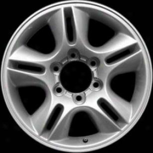 2003-2007 Lexus Gx470 Wheel Cci Lexus Wheel Aly74167u20 03 04 05 06 07