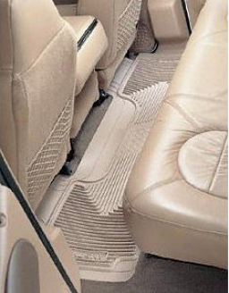 2003-2007 Nissan Murano Cover with a ~ Liner Husky Liner Nissan Floor Liner 66563 03 04 05 06 07