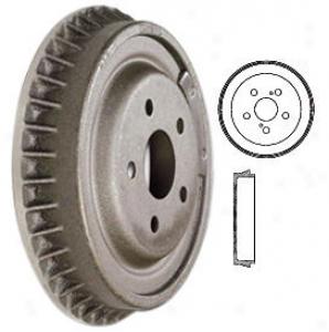 2003-2007 Pontiac Vibe Thicket Drum Centric Pontiac Brake Drum 122.44042 03 04 05 06 07