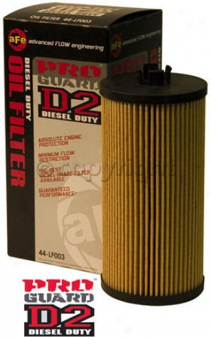 2003-2008 Ford F-450 Super Duty Oil Filter Afe oFrd Oil Filter 44lf003 03 04 05 06 07 08