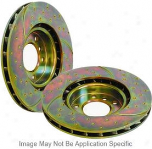 2003-2009 Mercedes Benz E320 Brake Disc Ebc Mercedes Benz Brake Disc Gd7311 03 04 05 06 07 08 09