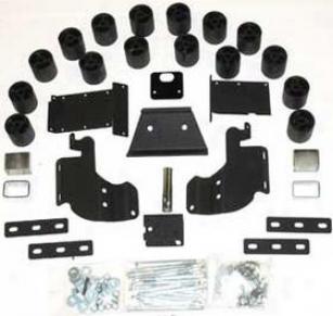 2003 Dodge Ram 1500 Body Lift Kit Perf Accessories Dodge Body Lift Kit 60103 03