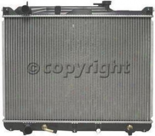 2003 Suzuki Vitara Radiatkr Replacement Suzuki Radiator P2430 03