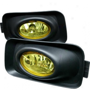 2004-2005 Acura Tsx Fog Light Spyder Acura Fog Light Fl-atsx03-y 04 05