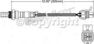 2004-2005 Buick Rainier Oxygen Sensor Walker Products Buick Oxygen Sensor 25024339 04 05