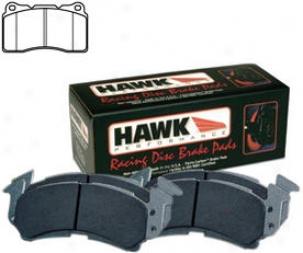 2004-2005 Cadillac Cts Brake Cushion Set Hawk Cadillac Brake Pad Set Hb453n.585 04 05