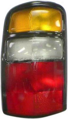 2004-2005 Chevrolet Tahoe Skirt Light Replacement Chevrolet Tail Light C730112 04 05