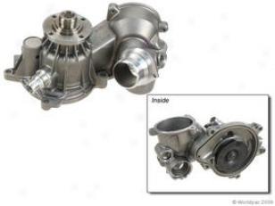 2004-2006 Bmw X5 Water Pump Oe Aftermarket Bmw Water Pump W0233-1816530 04 05 06