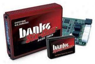 2004-2006 Chevrolet Silverado 2500 Hd Power Programmer Banks Chevrolet Power Programmer 63717 04 05 06