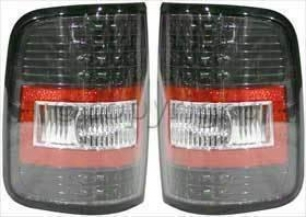 2004-2006 Ford F-150 Tail Light Elegante Ford Tail Light 81-6047-40 04 05 06