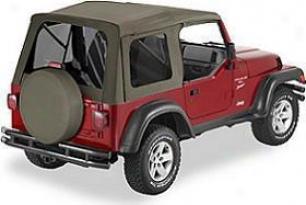 2004-2006 Jeep Wrangler Soft Top Bestop Jeep Soft Top 54709-35 04 05 06