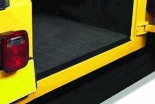2004-2006 Jeep Wrangler Tailgate Entry Guard Bestop Jeep Tailgate Ingress Guard 51060-01 04 05 06