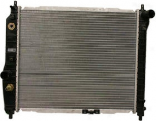 2004-2007 Chevrolet Aveo Radiator Replacement Chevrolet Radiator P2774 04 05 06 07