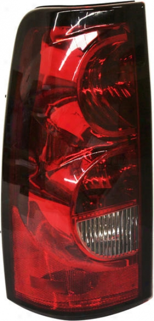 2004-2007 Chevrolet Silverado 1500 Tail Light Replacement Chevrolet Tail Light C730164 04 05 06 07