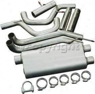 2004-2007 Dodge Durango Exhaust System Flowmaster Dodge Exhaust System 17400 04 05 06 07