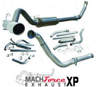 2004-2007 Dodge Ram 2500 Exhaust System Afe Dodge Exhaust System 4942004 04 05 06 07
