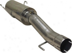 2004-2007 Dodge Aries 2500 Muffler Diamond Eye Dodge Muffler 510212 04 05 06 07