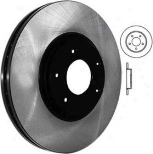 2004-2007 Mazda 3 Brake Disc Centric Mazda Brake Disc 120.46066 04 05 06 07