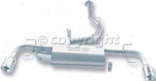 2004-2007 Mazda Rx-8 Exhaust System Borla Mazda Exhaust System 140078 04 05 06 07