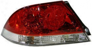 2004-2007 Mitsubishi Lancer Tail Light Replacement Mitsubishi Tail Kindle M730144 04 05 06 07