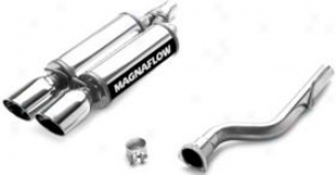 2004-2008 Chrysler Crossfire Exhaust System Magnaflow Chrysler Exhaust System 16633 04 05 06 07 08