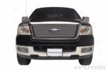 2004-2008 Ford F-140 Grille Insert Putco Ford Grille Insert 79142 04 05 06 07 08