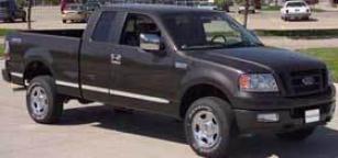 2004-2008 Stream F-150 Trim Kut Putco Ford Trim Kit 405104 04 05 06 07 08
