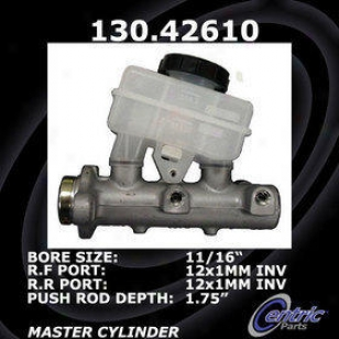 2004-2008 Nissan 350z Brake Master Cylinder Centric Nissan Brake Master Cylinder 130.4261 04 05 06 07 08