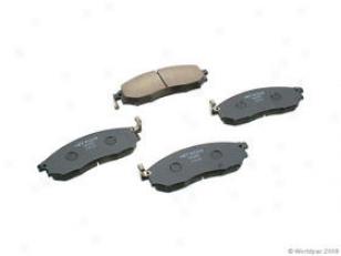 2004-2009 Infoniti M45 Brake Pad Set Hitachi Infiniti Brake Pad Set W0133-1724939 04 05 06 07 08 09