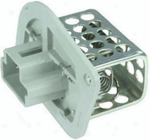 2004 Jeep Wrangler Blower Motor Resistor Omix Jeep Blower Motor Resistor 17909.03 04