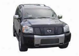 2004 Nissan Pathfinder Bumper Grille Vehicle Works Nissan Bumper Grille 42153 04