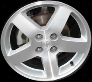 2005-2006 Chevrolet Cobalt Wheel Cci Chevrolet Wheel Aly05214u10n 05 06