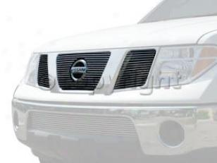 2005-2006 Nissan Pathfinder Billet Grille Re-establishment Nissam Billet Grille Pr-609095 05 06