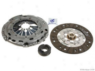 2005-2006 Volkswagen Jetta Clutch Kit Sachs Volkswagen Clutch Kit W0133-1774570 05 06