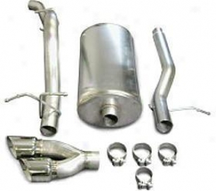 2005-2007 Ford F-150 Exhaust System Corsa Ford Exhaust System 14302 05 06 07
