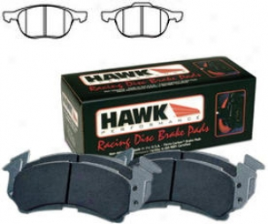 2005-2007 Ford Focus Brake Pad Set Hawk Ford Brake Pad Set Hb519n.682 05 06 07