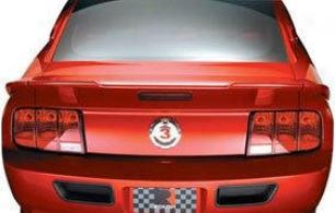 2005-2007 Ford Mustang Spoiler Roush Ford Spoiler 401275 05 06 07