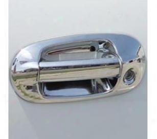 200-52007 Lincoln Navigator Door Handle Cover Putco Lincoln Door Handle Cover 401005 05 06 07