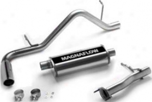 2005-2008 Chevrolet Colorado Exhaust System Magnaflow Chevrolet Exhaust System 15844 05 06 07 08